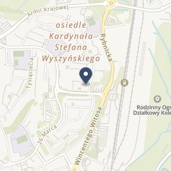 """NZOZ """"Centrum Gastroenterologii"""" na mapie"""