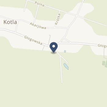 Gminny Ośrodek Zdrowia w Kotli na mapie