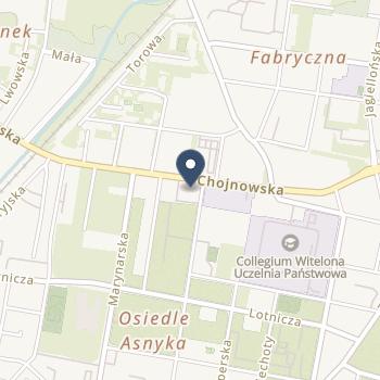 Praktyka Lekarza Rodzinnego Wojciech Pyziński na mapie
