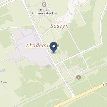 """Przychodnia """"Akademicka"""" w Bydgoszczy na mapie"""