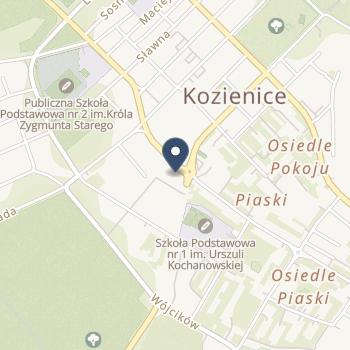 Zbigniew Wieczorek Gabinet Okulistyczno-Optyczny na mapie