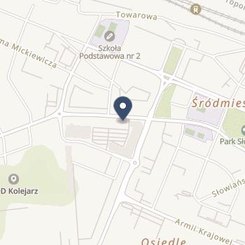 ISPL Andrzej Sokolnicki na mapie