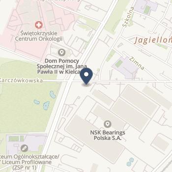 """Centrum Medyczne """"Zdrowie"""" na mapie"""