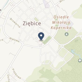 NZOZ Stacja Opieki, Centrum Pielęgniarstwa Rodzinnego, Rehabilitacji, Opieki Paliatywnej Caritas Archidiecezji Wrocławskiej na mapie