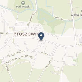 """Grupowa Praktyka Pielęgniarsko-Położnicza """"Opieka"""" na mapie"""