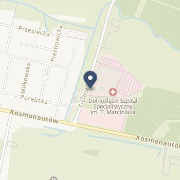 Dolnośląski Szpital Specjalistyczny im. T. Marciniaka - Centrum Medycyny Ratunkowej na mapie