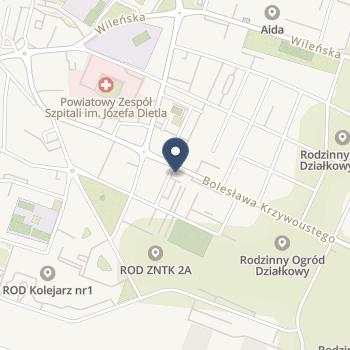 IPS Iwona Kułakowska na mapie