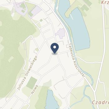 ISP Położnej Ewa Rutkowska na mapie