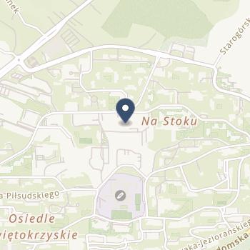 Polskie Stowarzyszenie na Rzecz Osób z Upośledzeniem Umysłowym Koło w Kielcach na mapie