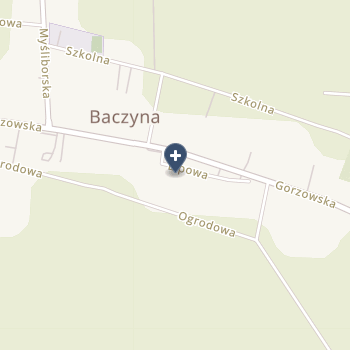 Fizjo-Terapia Magdalena Trawińska na mapie