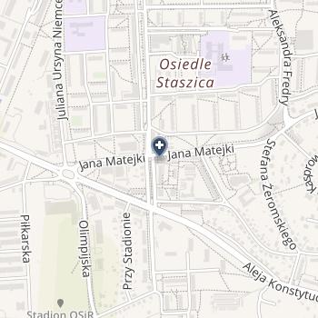 Centrum Położnictwa Paulina Nowak na mapie