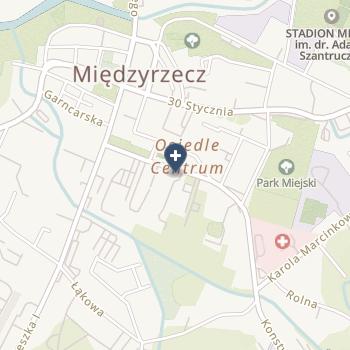 Indywidualna Działalność Położnicza Danuta Luzak na mapie