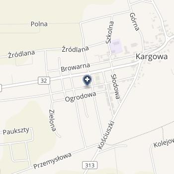 IPS Anna Bosak na mapie