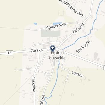 Rogalińska Luiza IPD na mapie