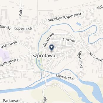 IPL Gabinet Okulistyczny Alicja Walenczak na mapie