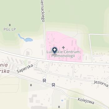 Ośrodek Terapii Grunwald Stanisław Bojkowski na mapie