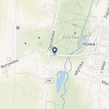 Bożena Trzyna Gabinet Stomatologiczny na mapie