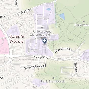 Centrum Medyczne Promedica NZOZ na mapie