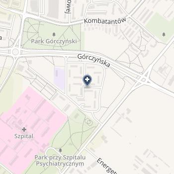 Poradnia Zdrowia Psychicznego Marta Szczygielska-Dzwończyk na mapie