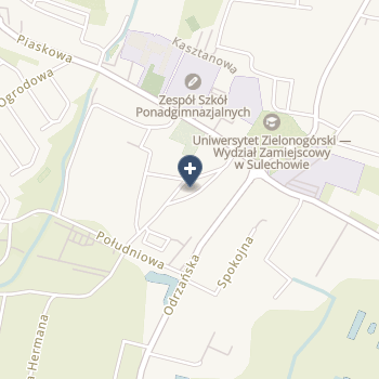 Wojewódzki Szpital Specjalistyczny dla Nerwowo i Psychicznie Chorych SPZOZ w Ciborzu na mapie