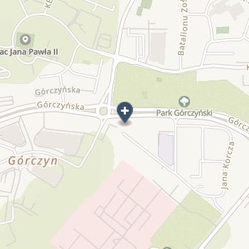 Gorzowskie Centrum Medyczne Medi-Raj na mapie
