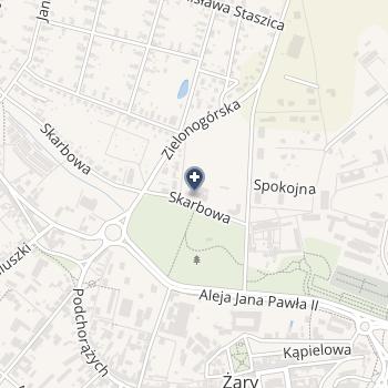 Szpital Na Wyspie na mapie