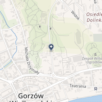 """Przychodnia Ginekologiczno-Położnicza """"Szymmed"""" Szymon Szymczak na mapie"""