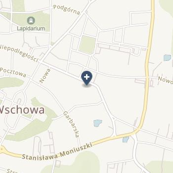 Nowy Szpital we Wschowie na mapie