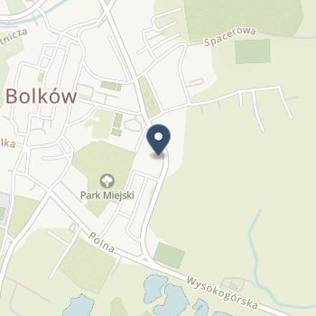 Wojewódzkie Centrum Szpitalne Kotliny Jeleniogórskiej na mapie