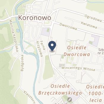 SPZOZ w Koronowie na mapie