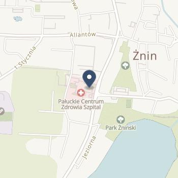 Pałuckie Centrum Zdrowia na mapie