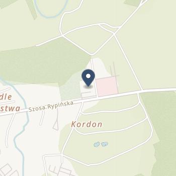 ZOZ Szpital Powiatowy w Golubiu na mapie