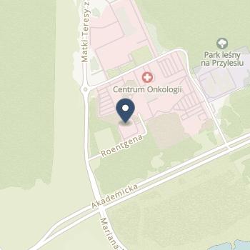 NZOZ Dom Sue Ryder Prowadzony przez Pallmed na mapie