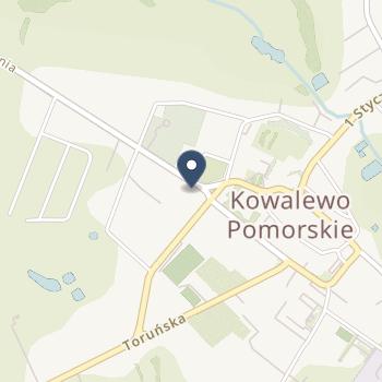 """NZOZ """"Eskulap"""" Tomasz Tomaszewski na mapie"""