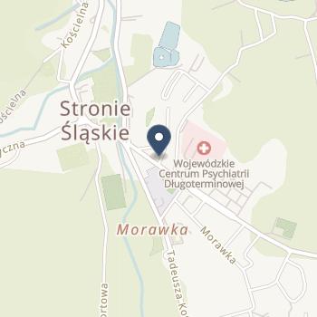 Wojewódzkie Centrum Psychiatrii Długoterminowej w Stroniu Śląskim na mapie