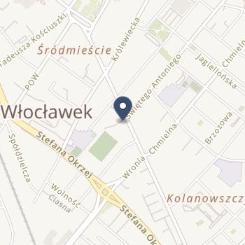 Emanuel Kalejaiye Prywatna Praktyka Lekarska we Włocławku na mapie