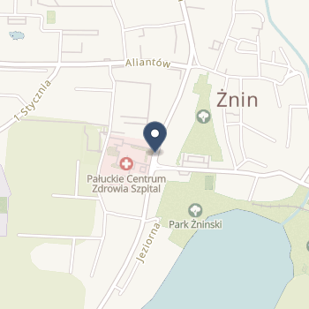 Indywidualna Praktyka Specjalistyczna - Specjalistyczna Praktyka Okulistyczna - Maria Zwolenkiewicz na mapie