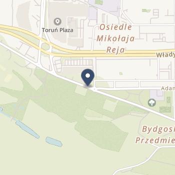 Wojewódzki Ośrodek Terapii Uzależnień i Współuzależnienia w Toruniu na mapie