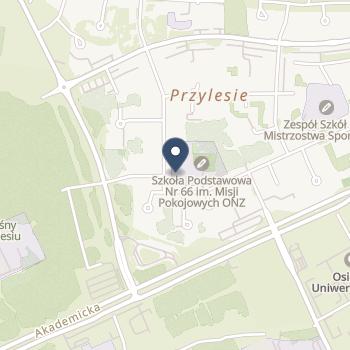 Gabinet Stomatologiczny - Piotr Sobecki na mapie