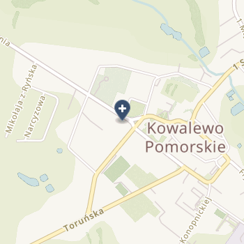 "NZOZ Pomorskie Centrum Medyczne ""Ormed"" na mapie"