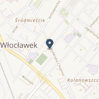 """NZOZ """"Prot - Dent"""" we Włocławku - Radosław Pryliński na mapie"""