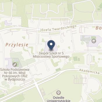 Gabinet Stomatologiczny - Krzysztof Skała na mapie