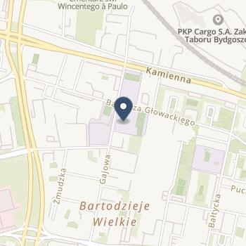 Prywatny Gabinet Stomatologiczny Beata Biedroń na mapie