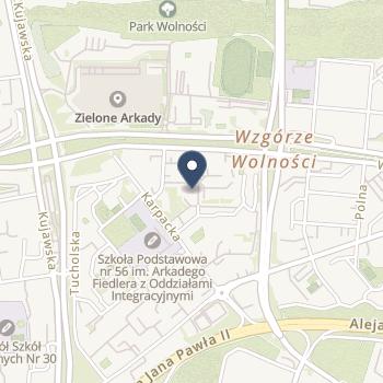IPS Ilona Janowska-Marciniak na mapie