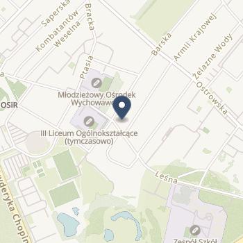 Gabinet Stomatologiczny Liliana Rzadkowolska na mapie