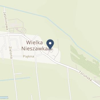 Gminny Ośrodek Zdrowia w Wielkiej Nieszawce na mapie