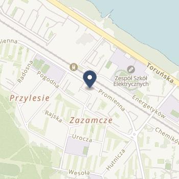 Prywatny Gabinet Stomatologiczny Agnieszka Gwardiak-Ogrodowska na mapie