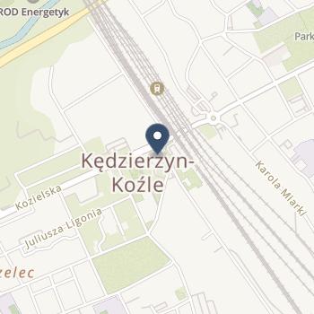Wojewódzki Ośrodek Medycyny Pracy w Opolu Z/s w Kędzierzynie-Koźlu na mapie