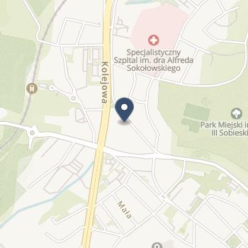 Bonifraterskie Centrum Zdrowia na mapie