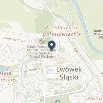 Gabinet Stomatologiczny Elżbieta Binkiewicz-Cebula na mapie